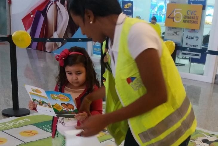 Semana Nacional de Trânsito: Crianças vão aprender brincando as regras de trânsito