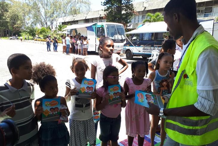 Bahia Norte apoia a feira Ceasa Cidadã que acontece na próxima quarta-feira (25)