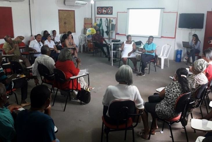 Bahia Norte promove encontro com lideranças comunitárias da RMS