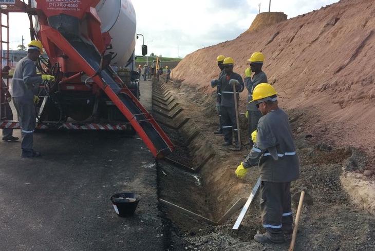 Rodovias administradas pela Bahia Norte recebem intervenções até a próxima sexta-feira (10)