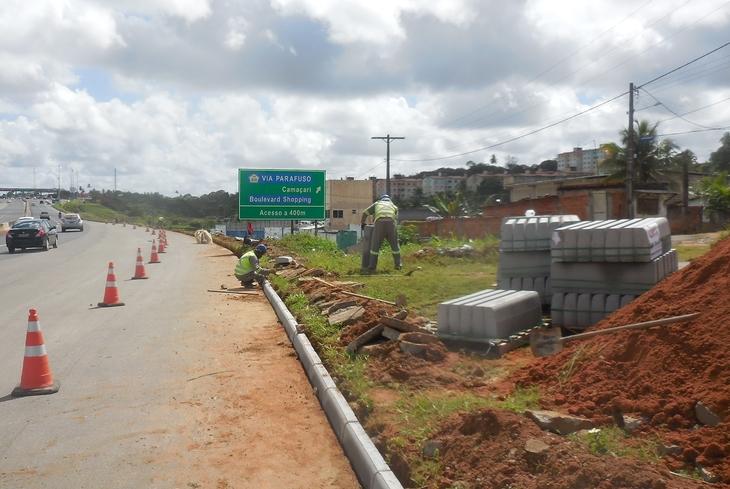 Rodovias administradas pela Bahia Norte recebem intervenções até a próxima sexta-feira (07)