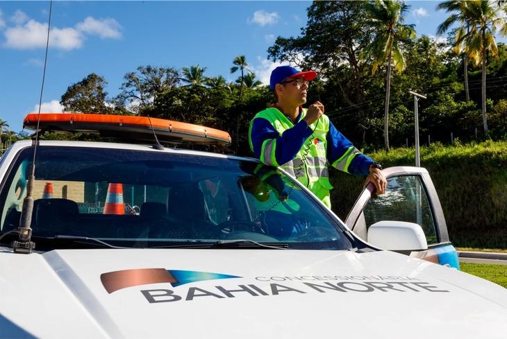 Sistema BA-093 é rota de motoristas durante os festejos de Natal
