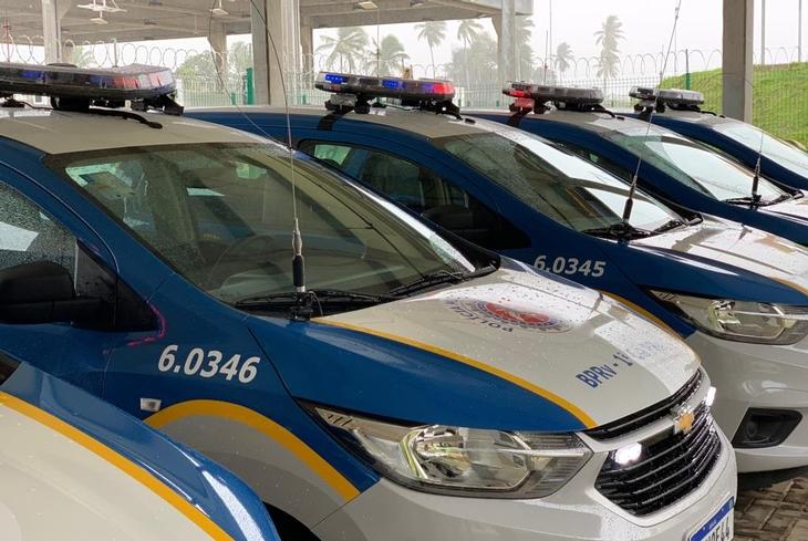 Bahia Norte entrega novas viaturas à Polícia Rodoviária Estadual