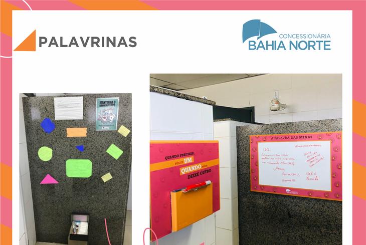 Girl power: projeto empodera funcionárias da concessionária Bahia Norte