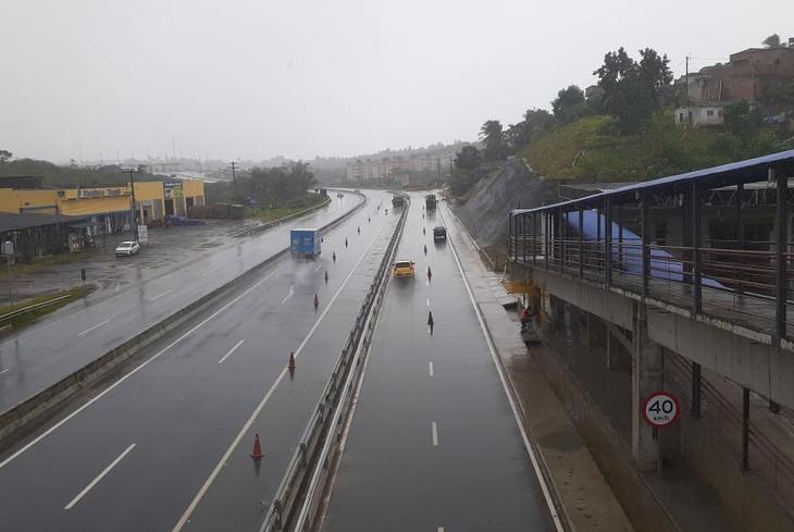 Rodovias do Sistema BA-093 recebem obras até o dia 07 de junho