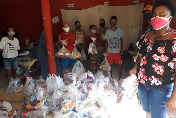 Solidariedade marca campanha de doações realizada pela CBN