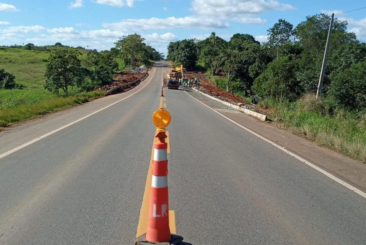 Bahia Norte informa obras no Sistema BA-093 até o dia 09 de agosto