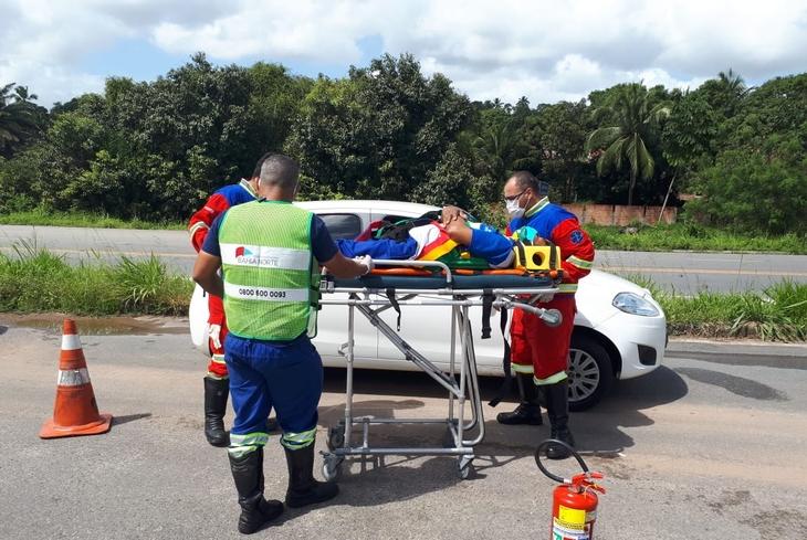 Equipes da Concessionária Bahia Norte voltam a participar de simulação de emergência na rodovia