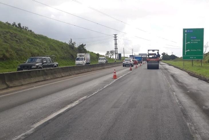 Bahia Norte informa obras no Sistema de Rodovias BA-093 até o dia 20 de setembro
