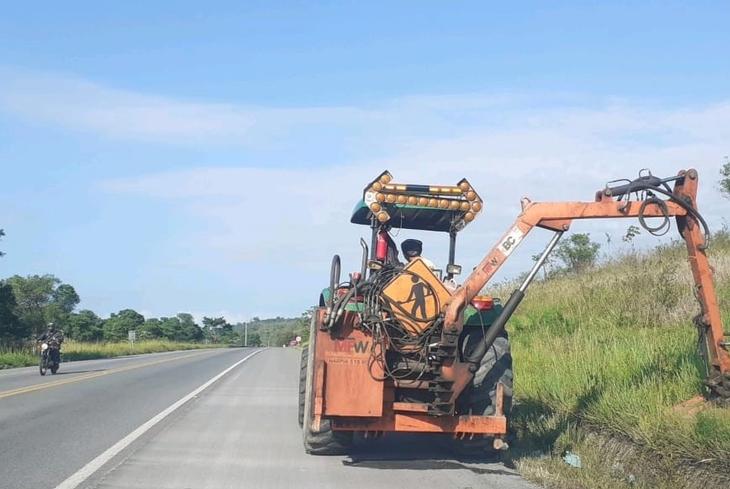 Rodovias do Sistema BA-093 recebem obras até o dia 11 de outubro