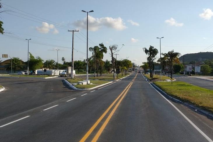 Rodovias do Sistema BA-093 recebem obras até 26 de outubro