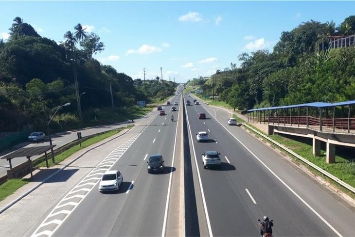 Bahia Norte registra queda de 46% no número de acidentes em operação noúltimoferiadode 2020