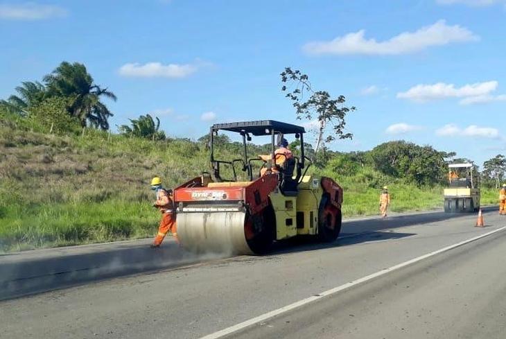 Bahia Norte informa obras de manutenção entre os dias 11 e 17 de janeiro