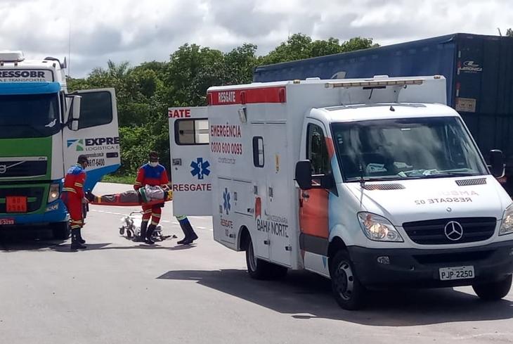 Bahia Norte participa de simulado de emergência em Candeias