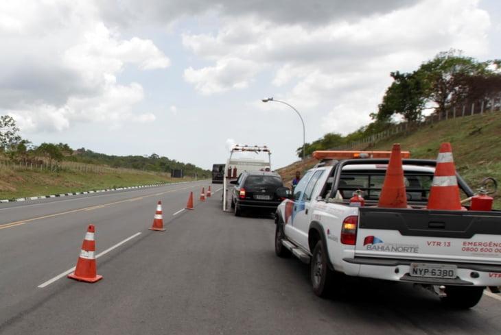 Bahia Norte informa obras de manutenção entre os dias 1º e 07 de fevereiro
