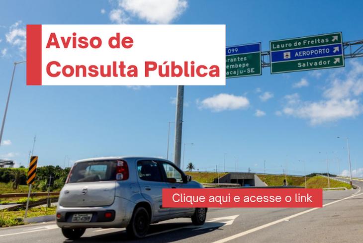 Consulta pública da Bahia Norte será realizada nesta terça-feira