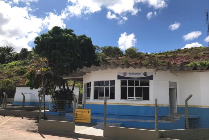 Bahia Norte entrega posto para a PRE em Palmares