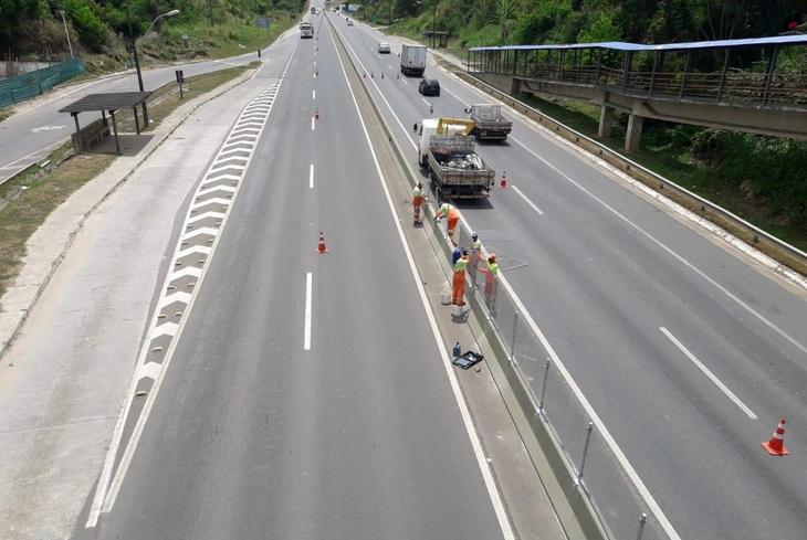 Bahia Norte informa obras de manutenção até o dia 04 de abril