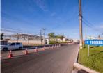 STT realiza modificações no trânsito por conta de obra do Viaduto do Trabalhador