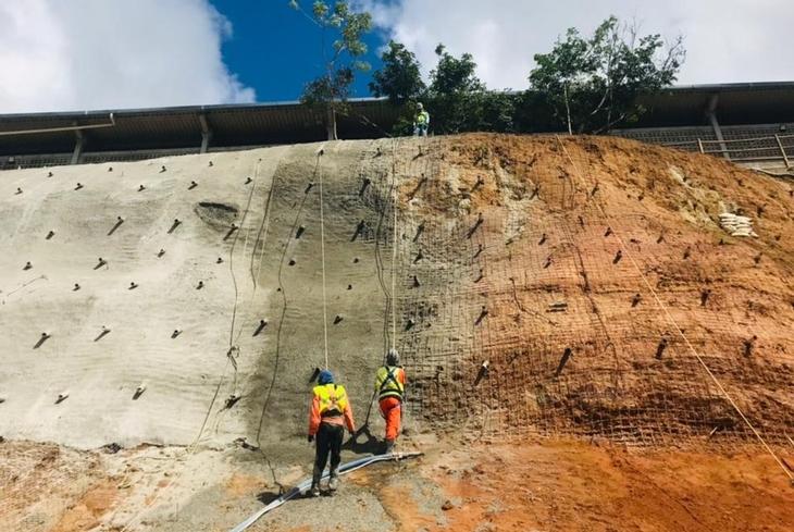 Bahia Norte realiza obras de manutenção no Sistema BA-093 até o dia 1º de gosto