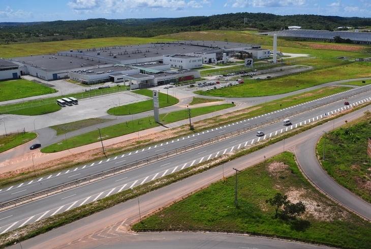 Bahia Norte realiza obras de manutenção no Sistema BA-093 até o dia 22 de agosto