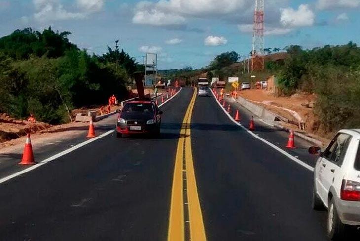 BA-093: Concluída a requalificação da ponte no Km37