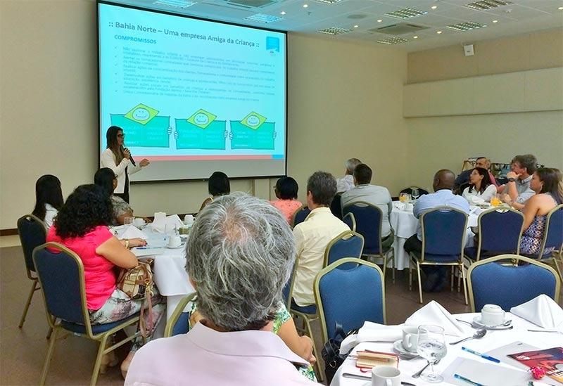 Bahia Norte promove evento sobre sustentabilidade