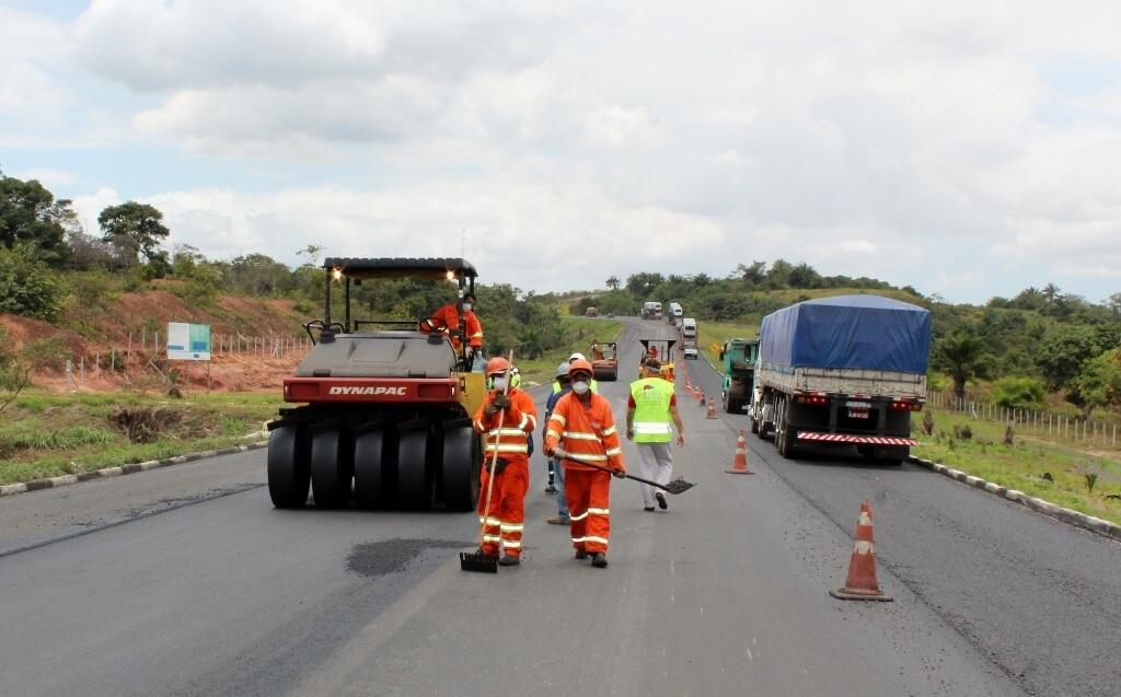 Rodovia BA-093 receberá obras de manutenção após o feriado de 7 de setembro