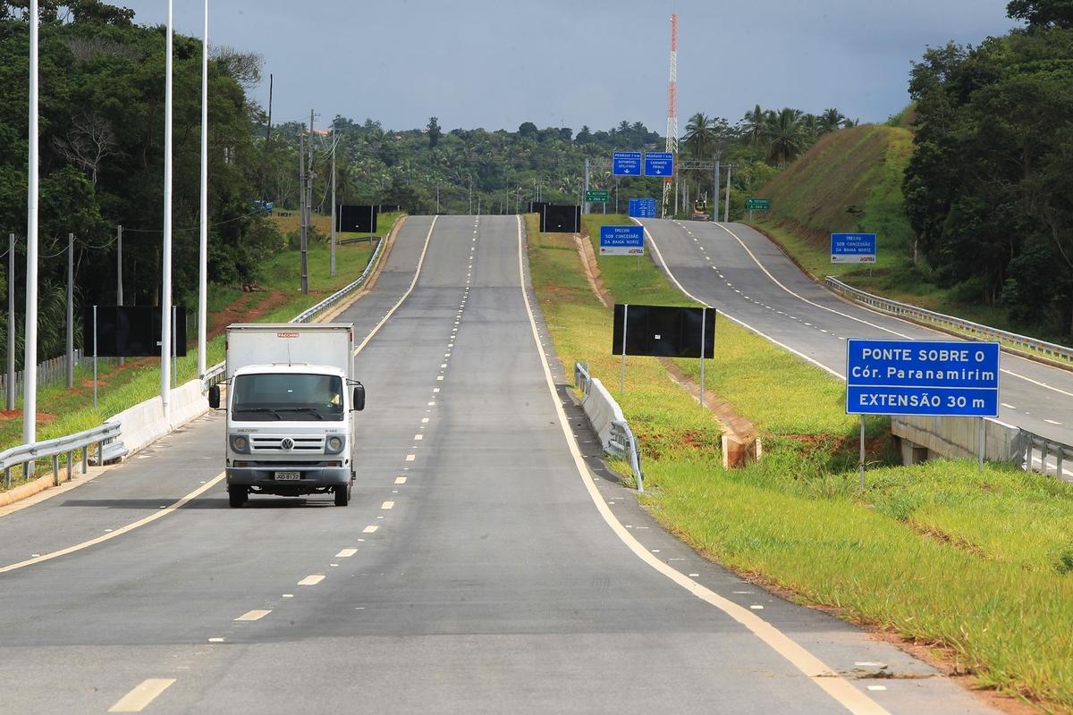 Via Metropolitana é inaugurada e facilita acesso entre Salvador e Litoral Norte