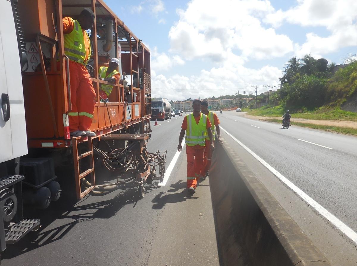Bahia Norte executa obras em rodovias estaduais até a próxima sexta-feira (14)