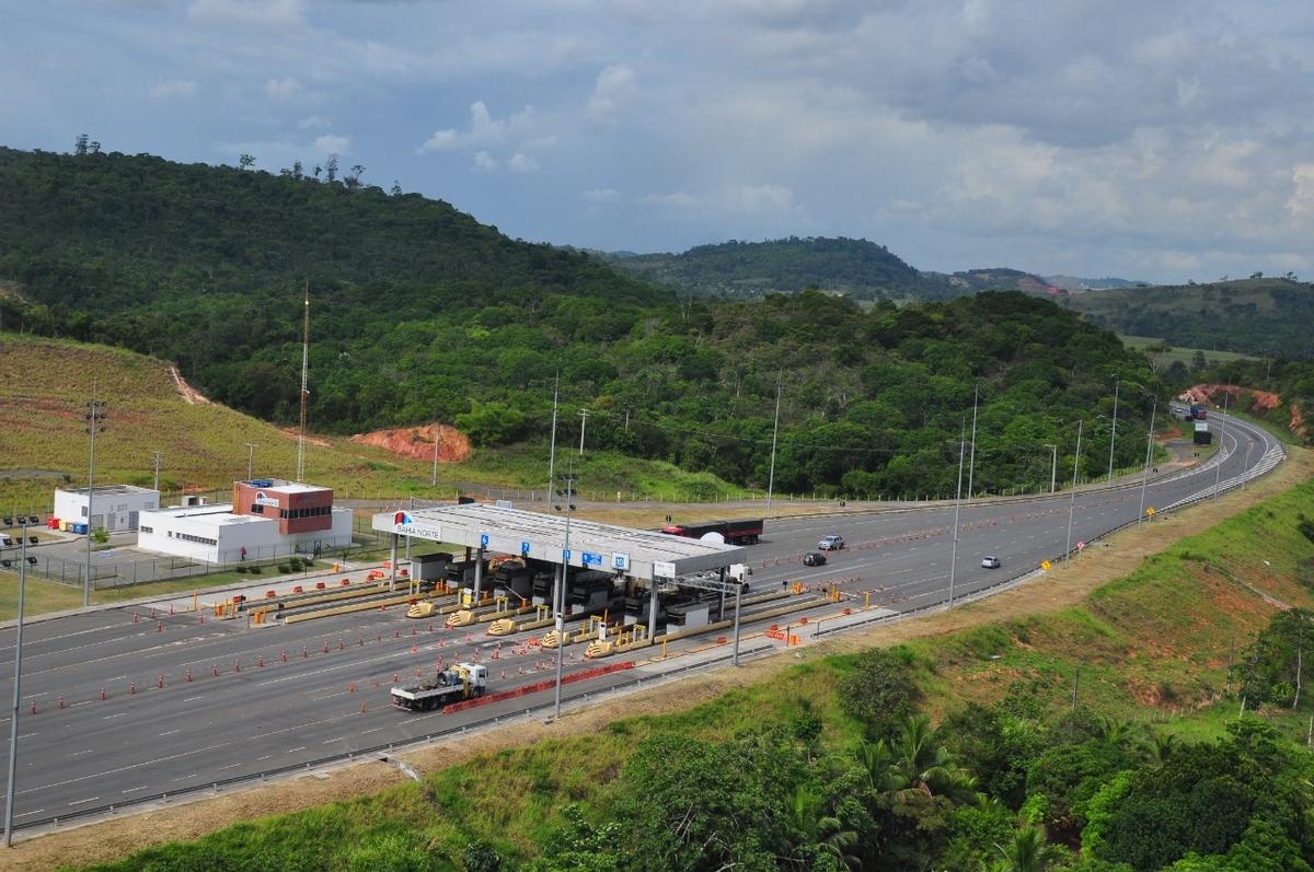 BA-524: Simulado de emergência acontece no km 11 com apoio da Bahia Norte