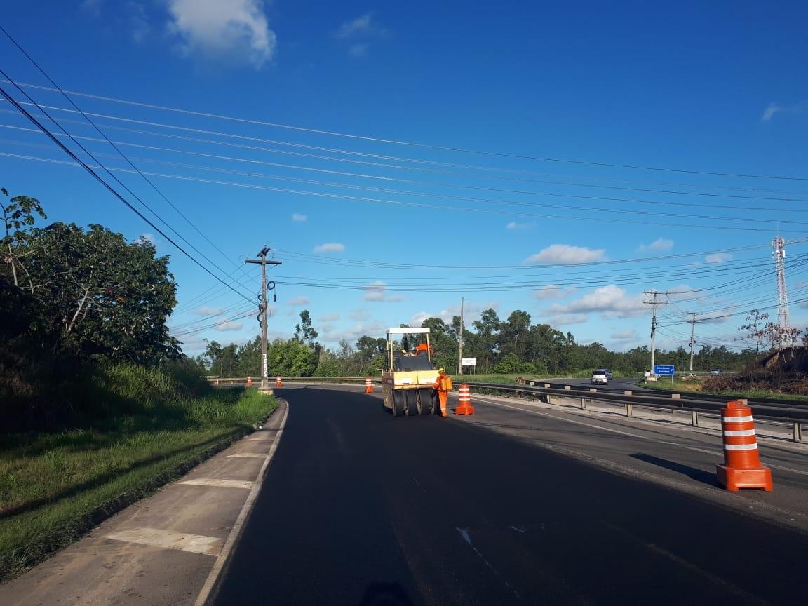 Bahia Norte divulga programação semanal de manutenção do Sistema BA-093