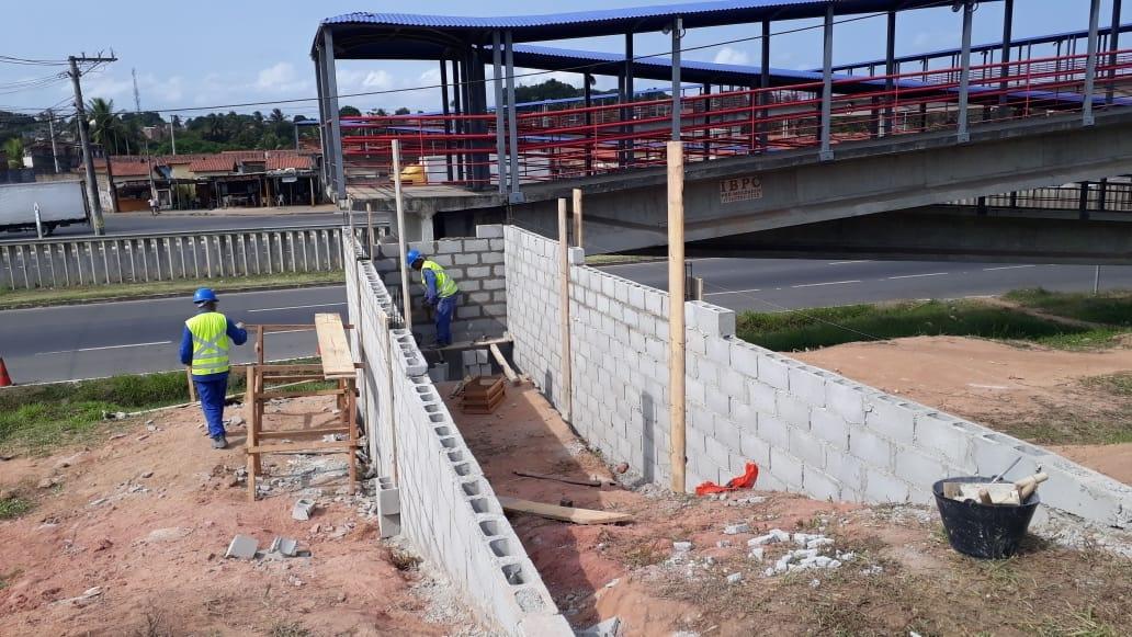 Bahia Norte informa a semana de obras no Sistema BA-093