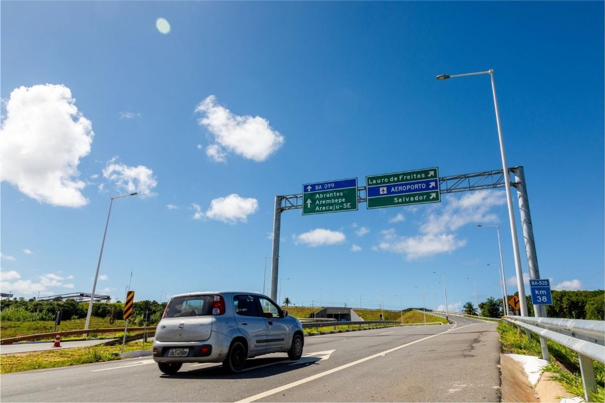 Bahia Norte informa obras de manutenção e melhorias até o dia 24 de maio nas rodovias do Sistema BA-093