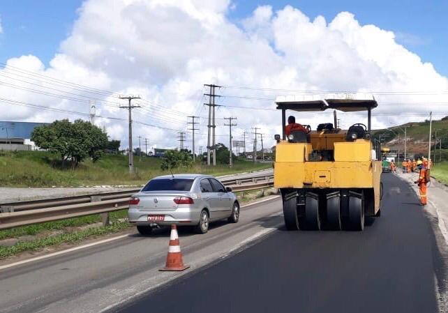 Rodovias do Sistema BA-093 recebem obras até 21 de junho