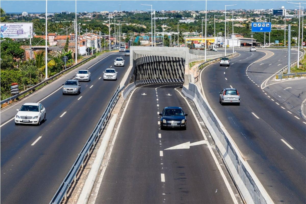Sistema de Rodovias BA-093 terá novas obras de manutenção e melhorias até o dia 05 de julho
