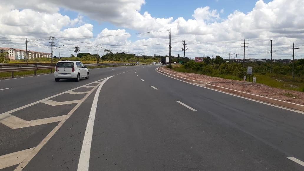 Concessionária Bahia Norte informa obras no Sistema de Rodovias BA-093 até o dia 06 de setembro