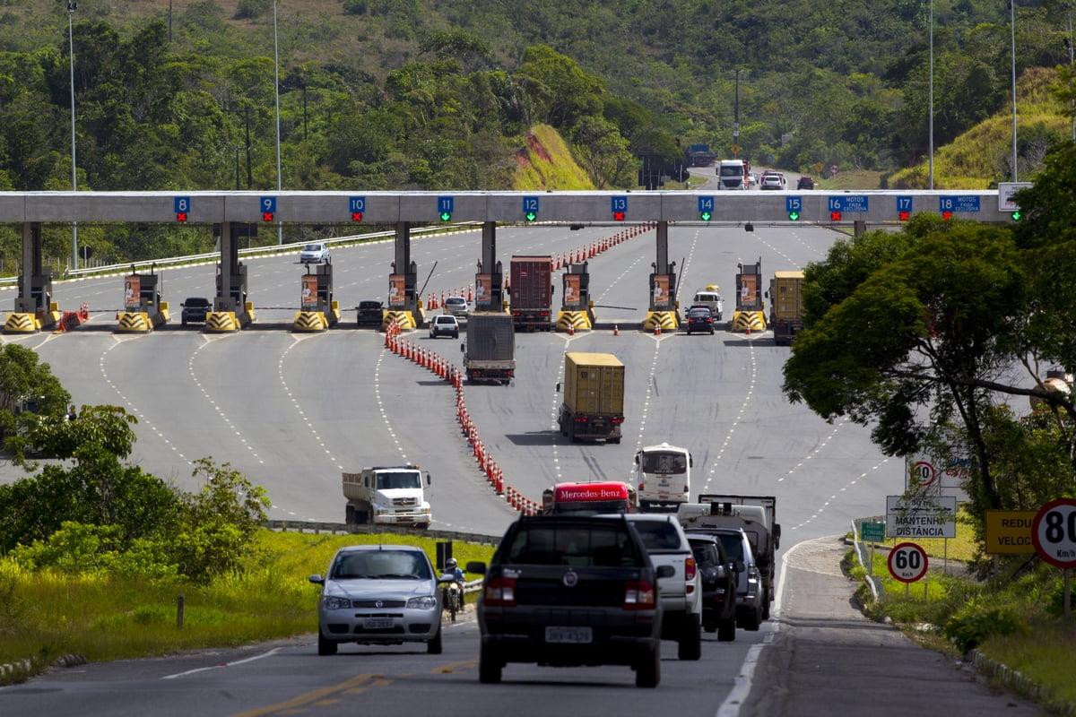 Rodovias do Sistema BA-093 recebem manutenções ao longo da semana
