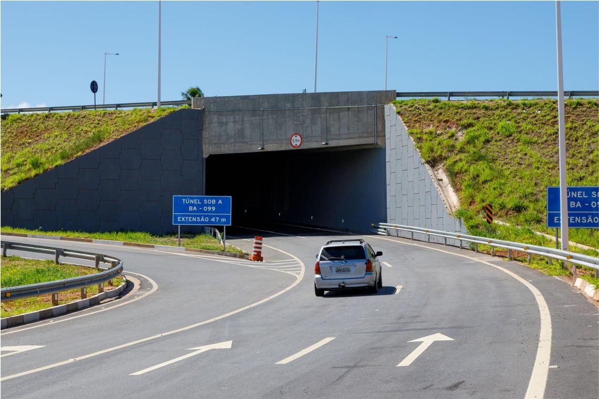 Mais de 810 mil motoristas vão viajar pelas rodovias do Sistema BA-093 neste fim de ano