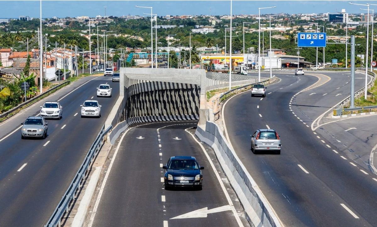 Movimento nas rodovias do Sistema BA-093 foi maior do que o esperado no feriado do Natal
