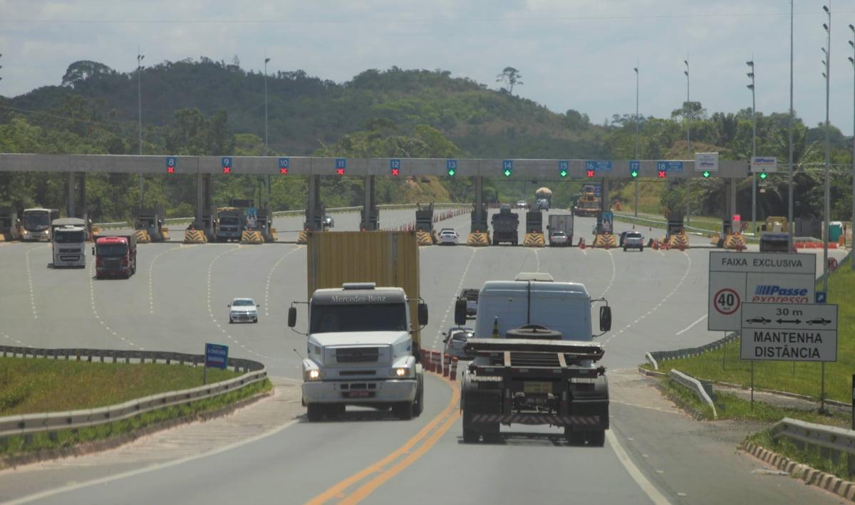 Bahia Norte realiza manutenção e melhorias no sistema de rodovias BA-093