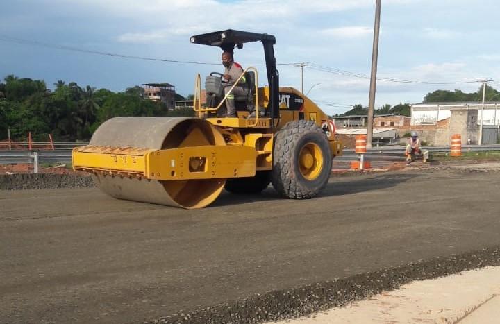 Bahia Norte realiza operações de manutenção e melhorias nas rodovias do Sistema BA-093
