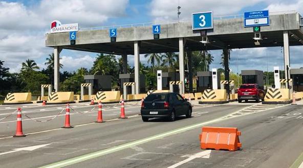 Bahia Norte informa operações de manutenção até o dia 6 de junho