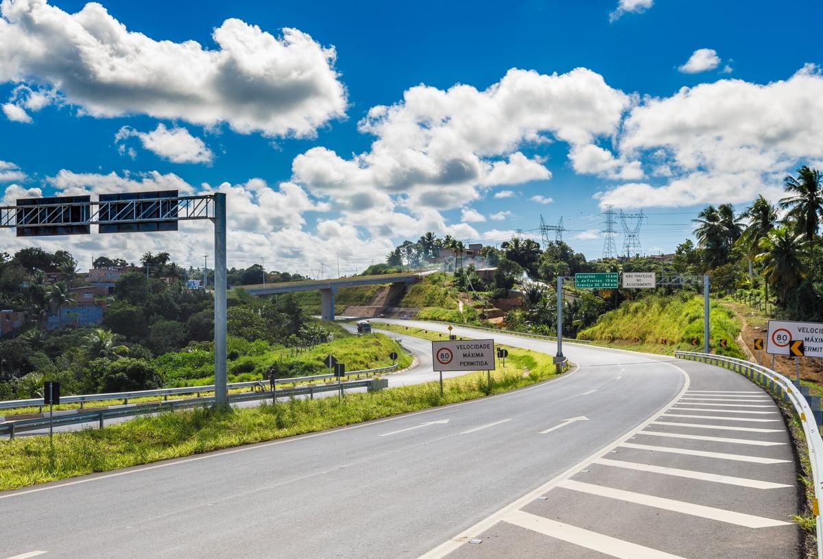 Bahia Norte informa operações viárias e melhorias no Sistema de Rodovias BA-093