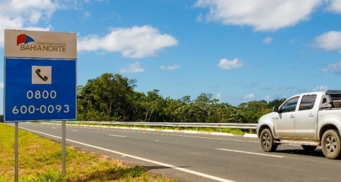 Fluxo de São João ultrapassou 364 mil veículos nas rodovias do Sistema BA-093