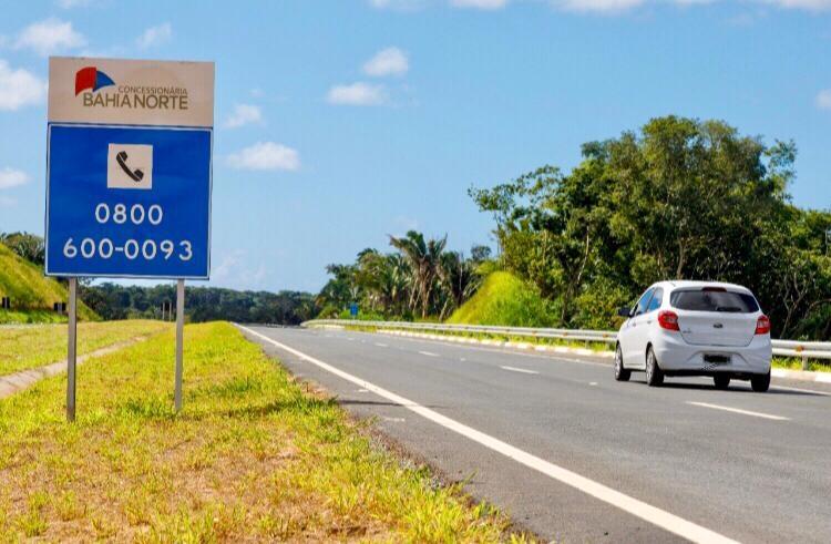 Cerca de 300 mil veículos devem passar pelas rodovias do Sistema BA-093 no feriado de 2 de julho