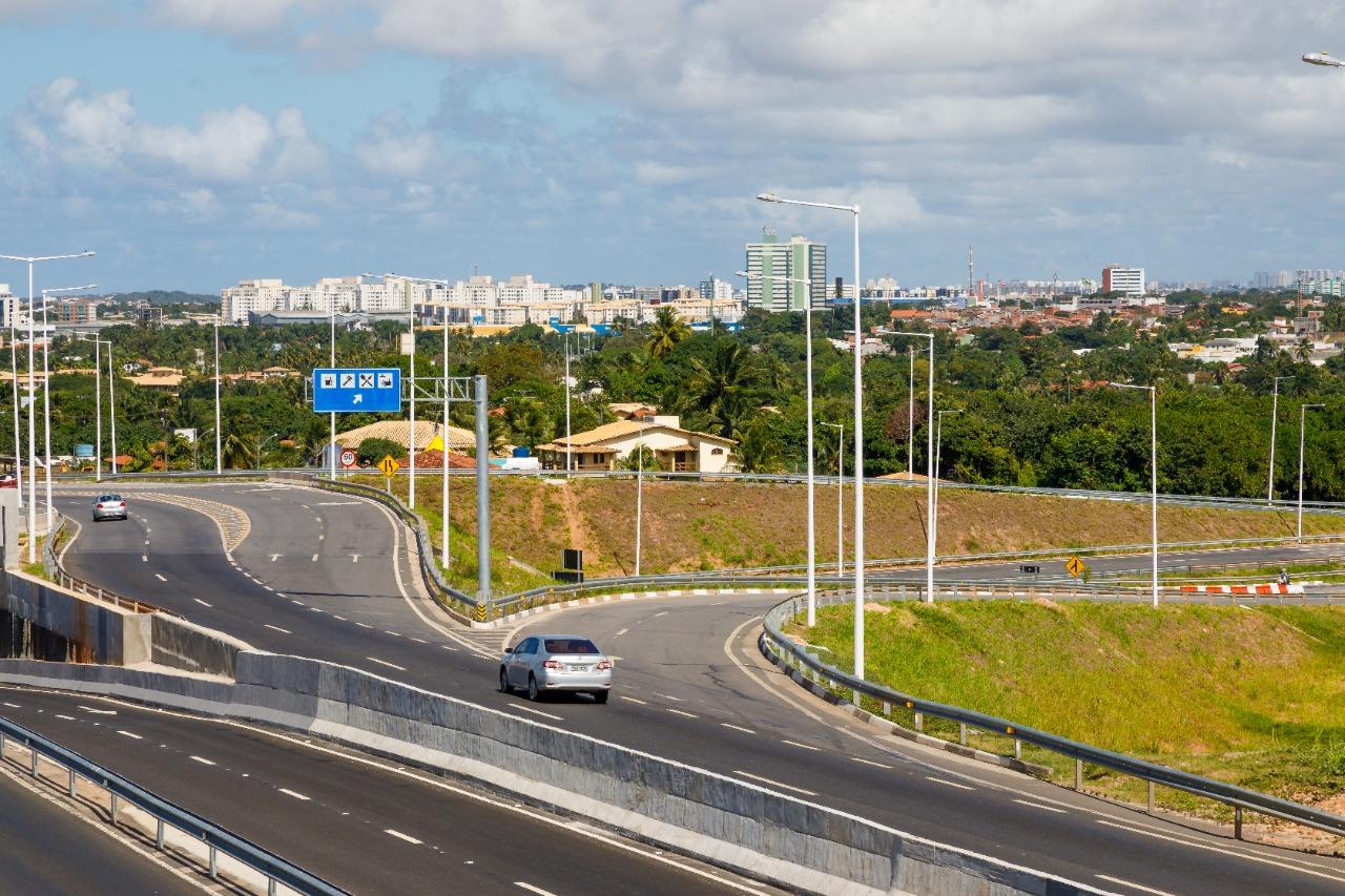 Rodovias do Sistema BA-093 recebem obras até o dia 8 de agosto